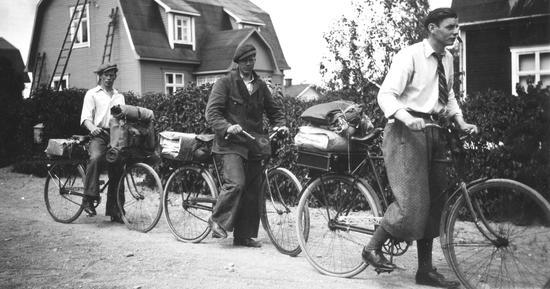 Hittar du inte din cykel?